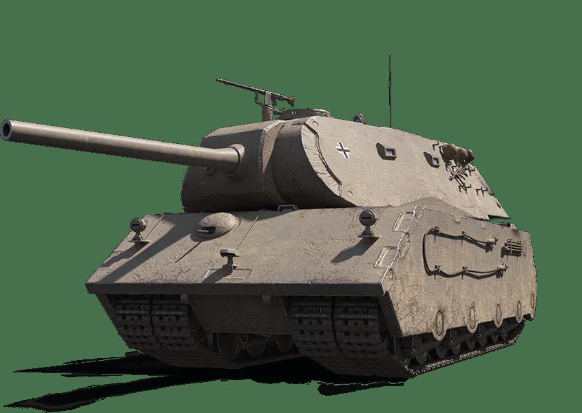 Премиум танк VK 168.01 (P)