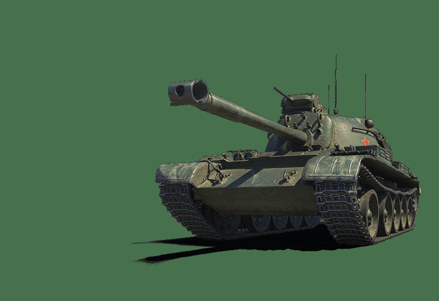 Премиум танк 59-PATTON