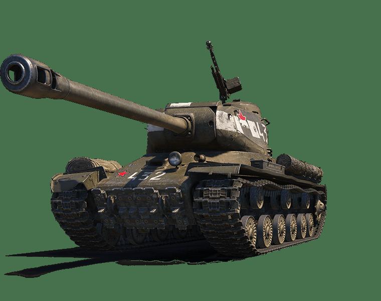 Премиум танк ИС-2