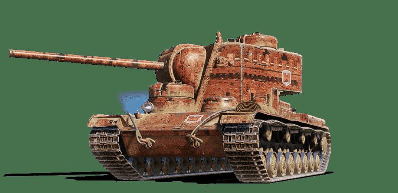 Премиум танк КВ-5