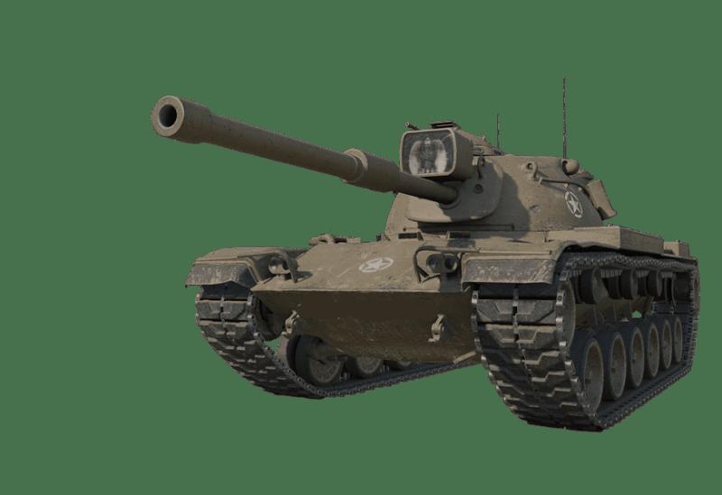 Премиум танк M60
