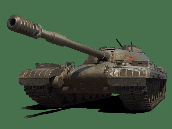 Премиум танк ОБЪЕКТ 777 ВАРИАНТ II