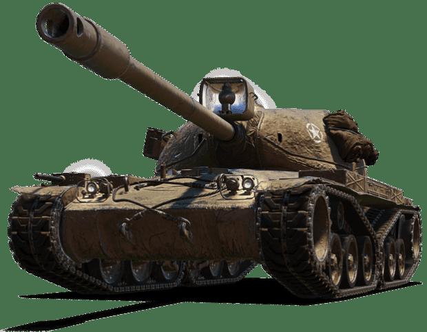 Премиум танк AE PHASE I
