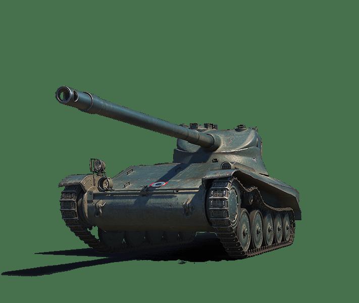 Премиум танк AMX 13 57 GF