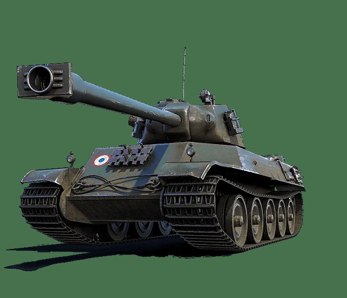 Премиум танк AMX M4 mle. 49