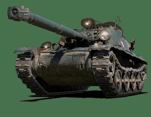 Премиум танк BAT.-CHATILLON BOURRASQUE