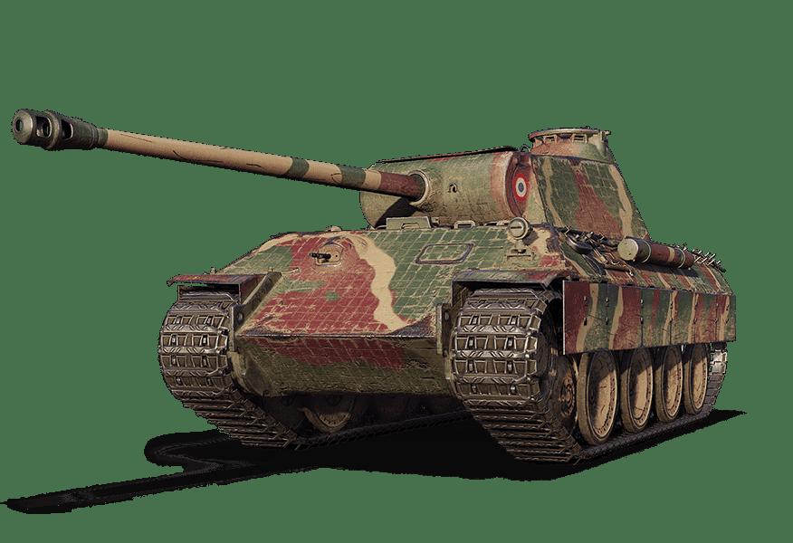 Премиум танк BRETAGNE PANTHER