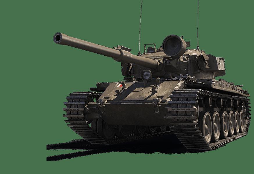 Премиум танк CENTURION MK. 5/1 RAAC