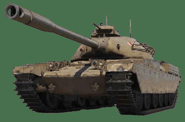 Премиум танк CHIEFTAIN/T95