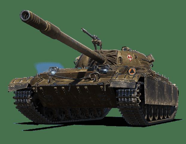 Премиум танк CS-52 LIS
