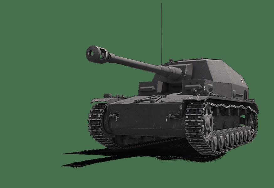 Премиум танк DICKER MAX