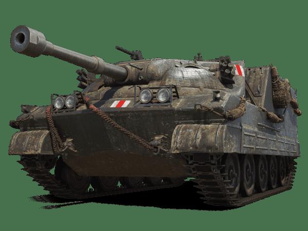 Премиум танк EXCALIBUR
