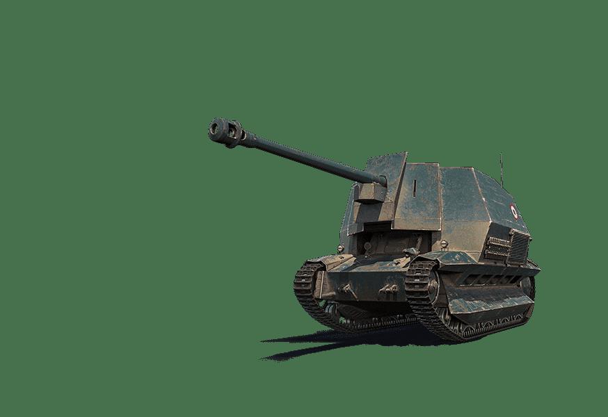 Премиум танк FCM 36 PAK 40