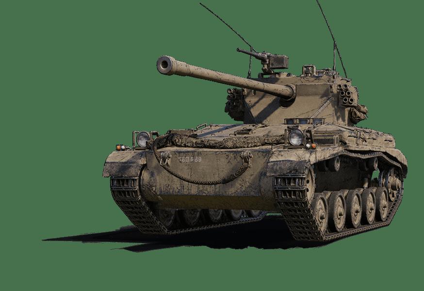 Премиум танк FV1066 SENLAC