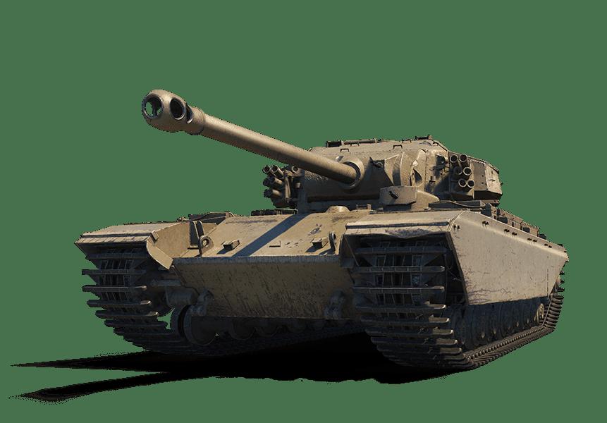 Премиум танк FV201 (A45)