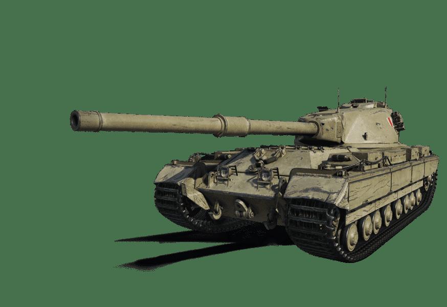 Премиум танк FV215B (183)
