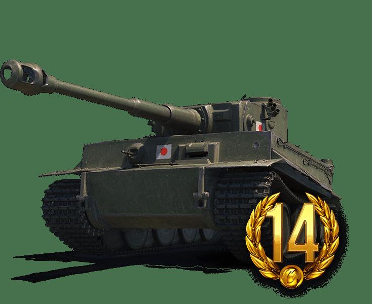 Премиум танк HEAVY TANK NO. VI