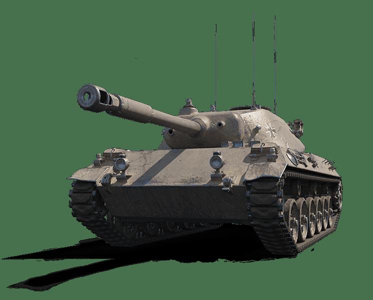 Премиум танк HWK 30