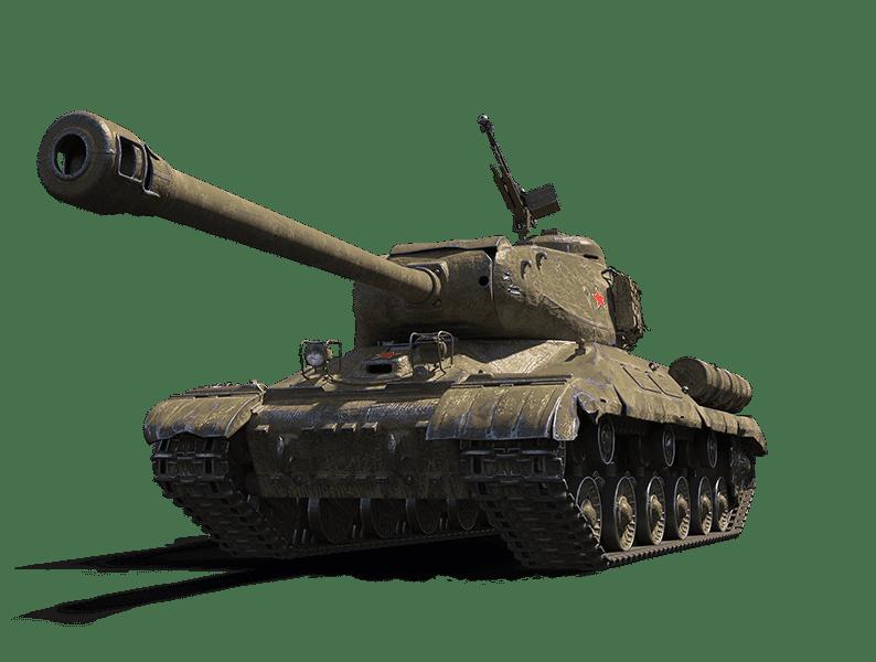 Премиум танк ИС-2М