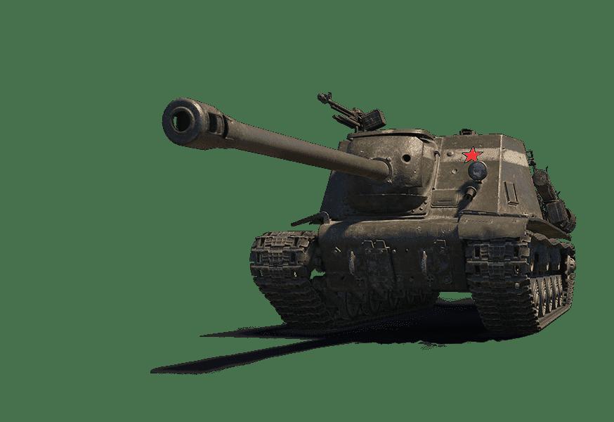 Премиум танк ИСУ-122С