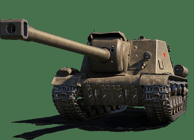 Премиум танк ИСУ-130
