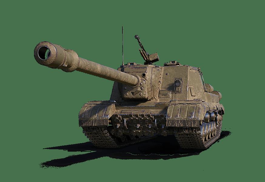 Премиум танк ИСУ-152К