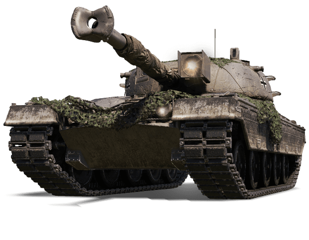 Премиум танк KAMPFPANZER 50 T