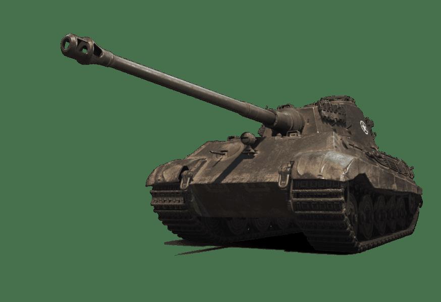 Премиум танк King Tiger (захваченный)