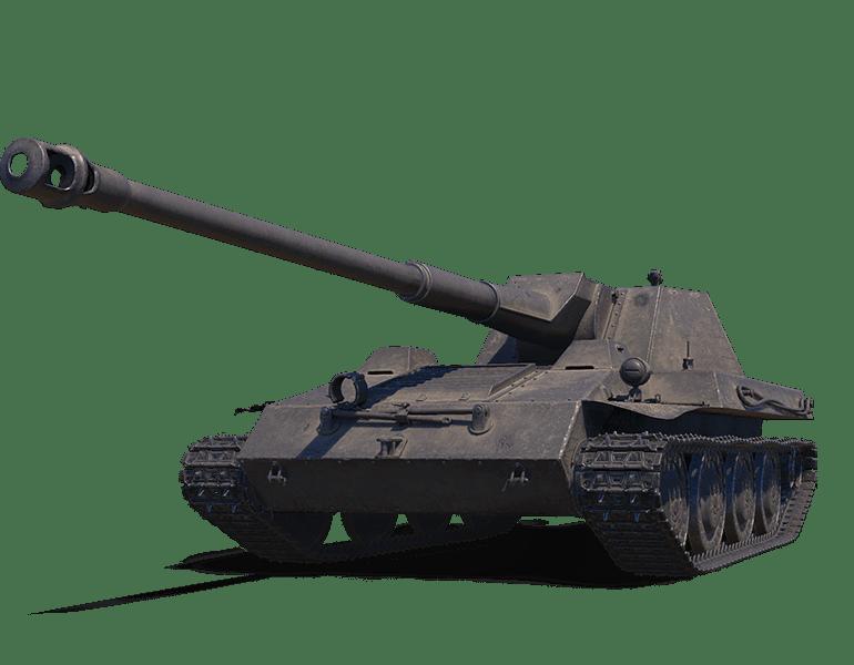 Премиум танк KRUPP-STEYR WAFFENTRAGER