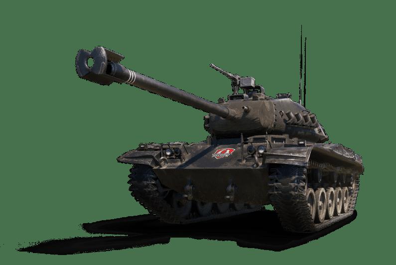 Премиум танк LEKPZ M 41 90 MM GF