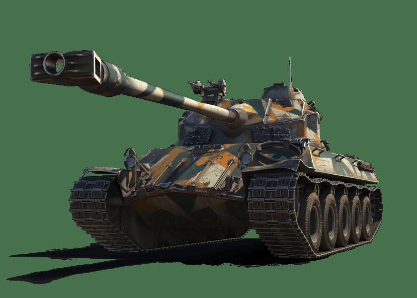 Премиум танк LORRAINE 40 T