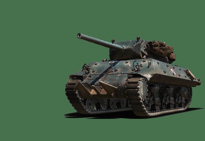 Премиум танк M10 RBFM