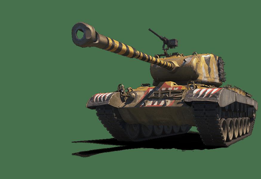 Премиум танк M46 PATTON KR