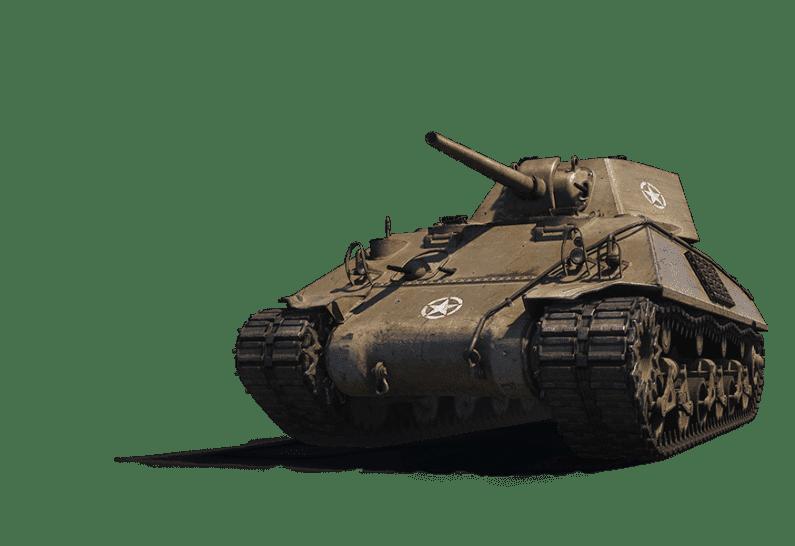 Премиум танк M4 IMPROVED