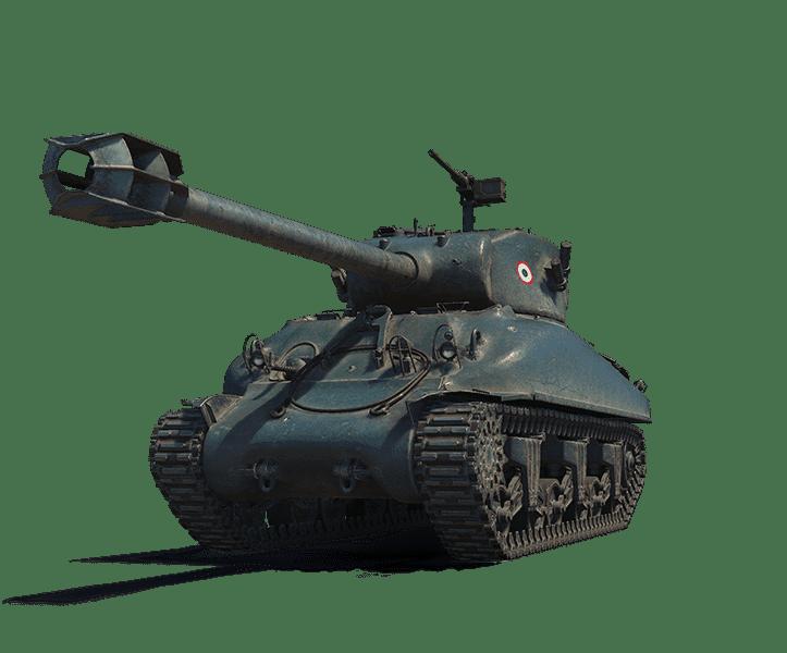 Премиум танк M4A1 REVALORISE