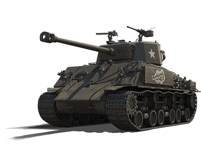 Премиум танк M4A3E8 THUNDERBOLT VII
