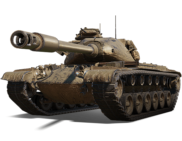 Премиум танк M54 RENEGADE