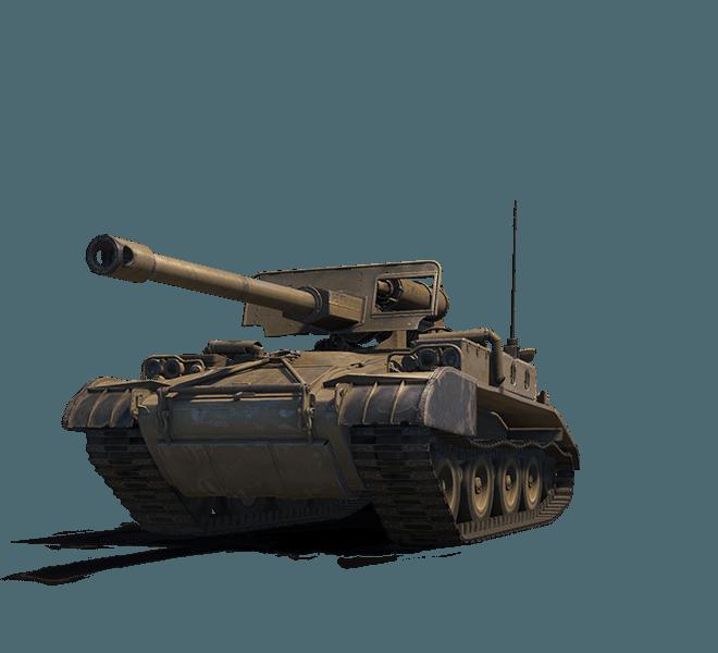 Премиум танк M56 SCORPION