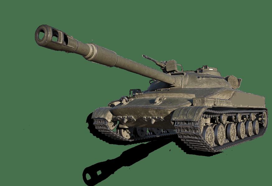 Премиум танк ОБЪЕКТ 907