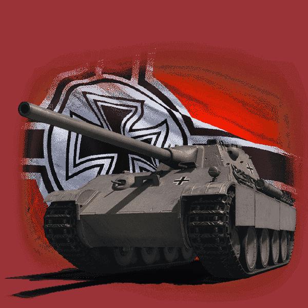 Премиум танк PANTHER MIT 8,8 CM L/71