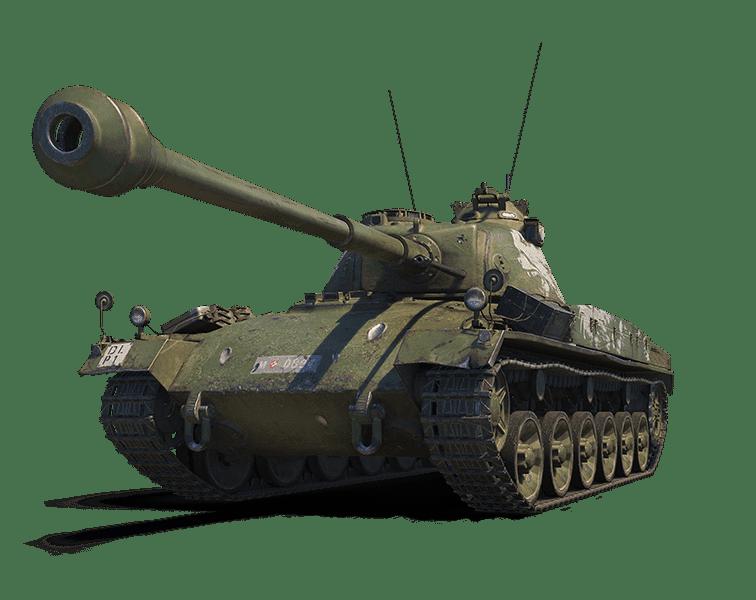 Премиум танк PANZER 58 MUTZ