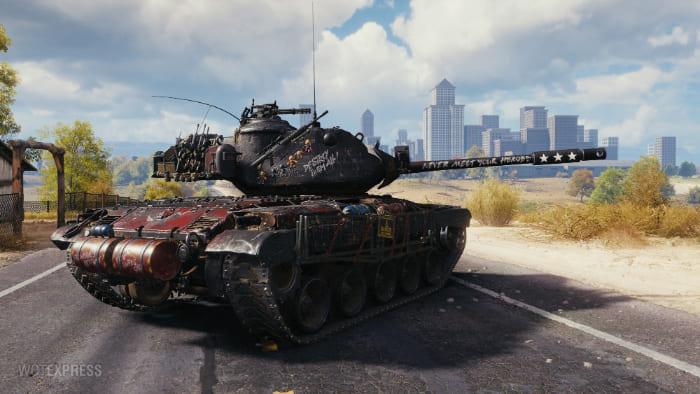 Набор Пацаны World of Tanks