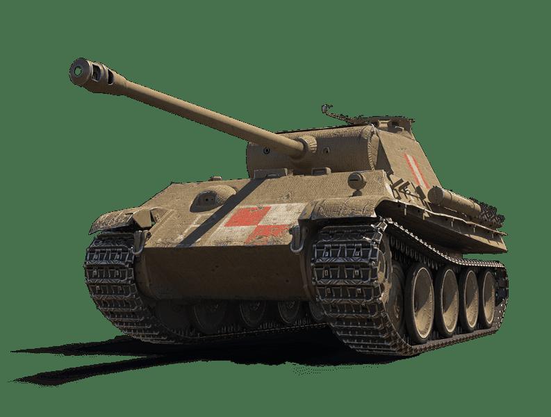 Премиум танк PUDEL