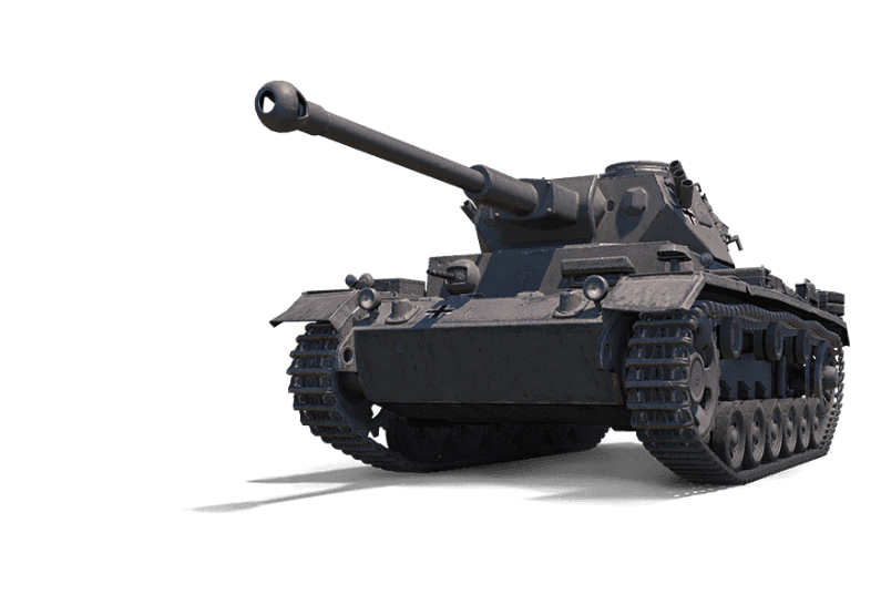 Премиум танк PZ.KPFW. III AUSF. K