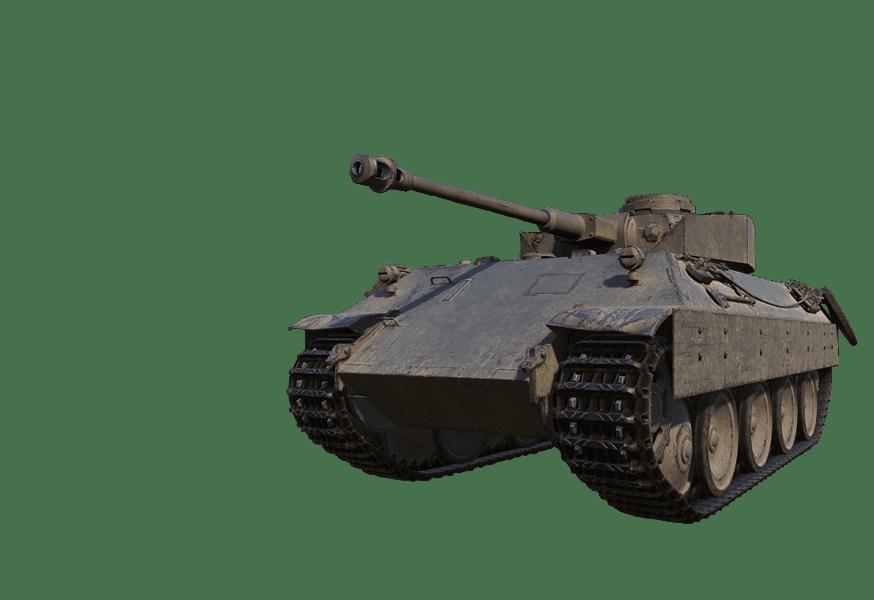 Премиум танк PZ.KPFW. V/IV