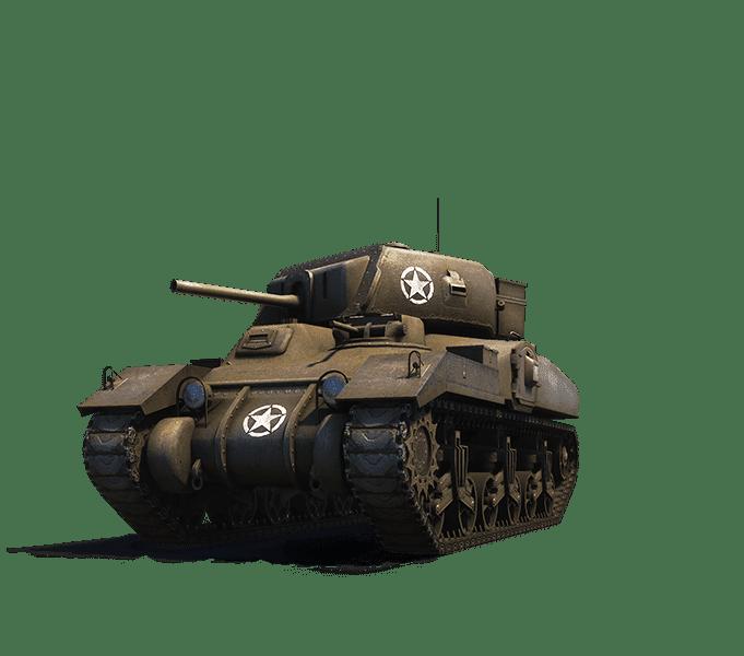 Премиум танк RAM II