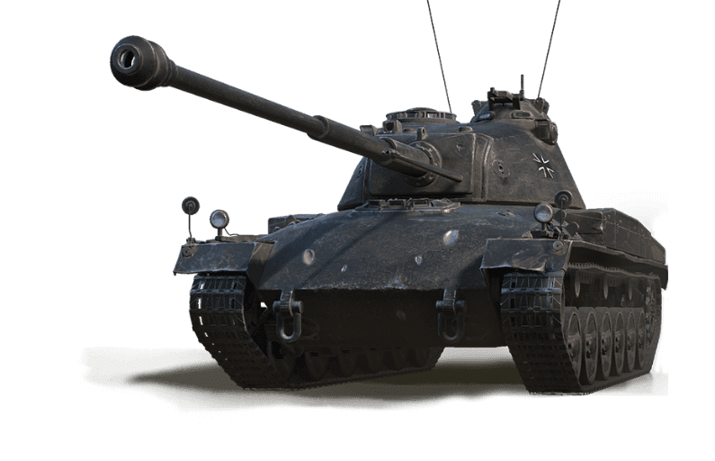 Премиум танк SCHWARZPANZER 58