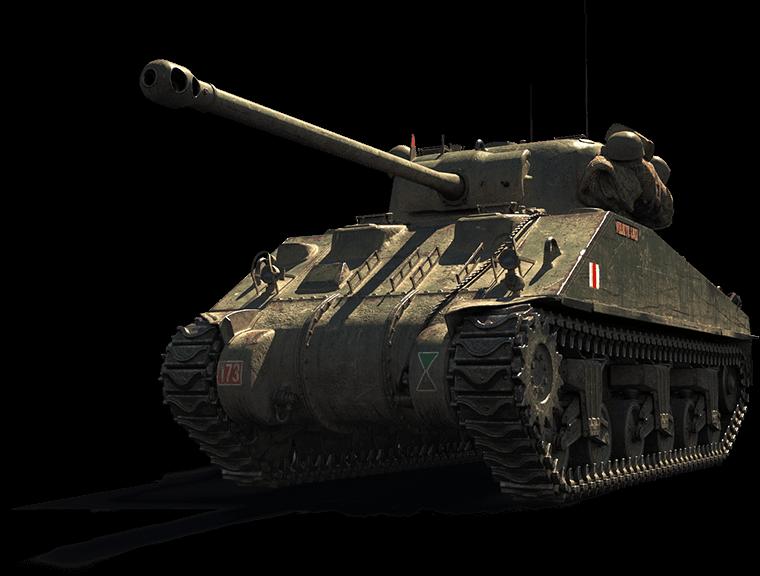 Премиум танк SHERMAN VC FIREFLY