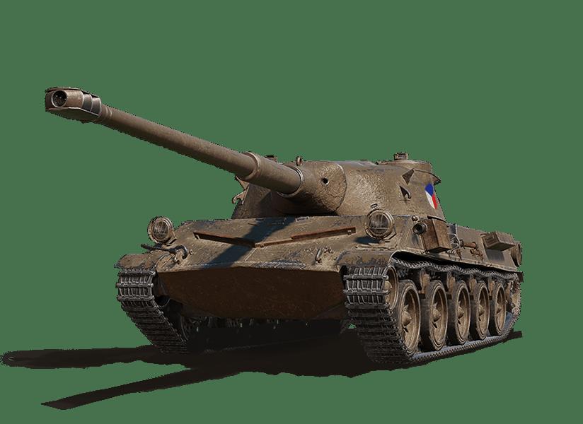 Премиум танк ŠKODA T 27