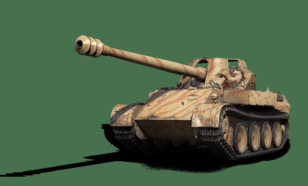 Премиум танк RHEINMETALL SKORPION G